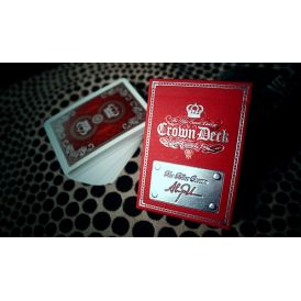 The Crown Deck Red Edition Luxury Playing Cards