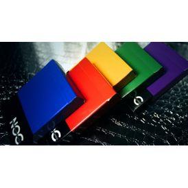 NOC V2 Blue Cartes