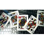 NOC V2 Blue Playing Cards