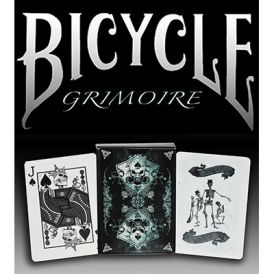 Bicycle Grimoire Playing Cards