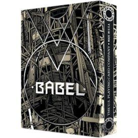 Babel Playing Cards