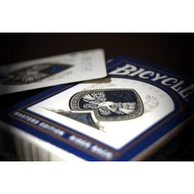 Bicycle Masters Blue Cartes