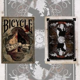 Bicycle Mr Hyde Deck Playing Cards