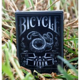 Bicycle Venom Deck Cartes
