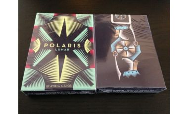 Polaris Lunar Playing Cards Deck