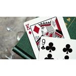 Madison Dealers Erdnase Green PRESALE Playing Cards
