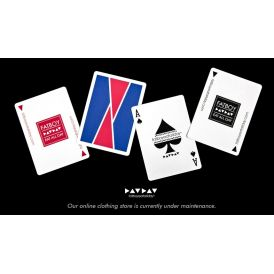 Fatboy Eat All Day Playing Cards