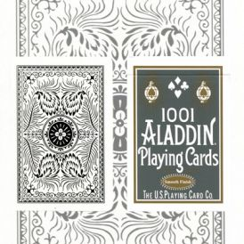 Aladdin White Playing Cards