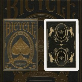 Bicycle Majestic Cartes