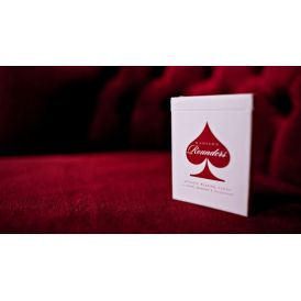 Madison Rounders Red Cartes
