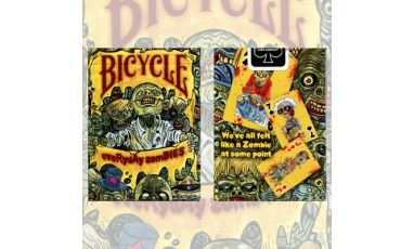 Bicycle Everyday Zombie Deck Cartes Playing Cards