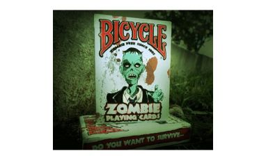 Bicycle Zombie Deck Cartes Playing Cards