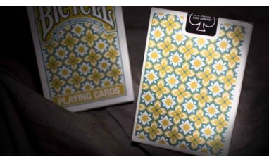 Bicycle Madison Gold Deck Cartes Playing Cards