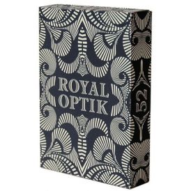 Royal Optik Limited Edition Black Playing Cards