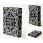 Royal Optik Limited Edition Black Playing Cards