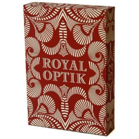 Royal Optik Red Edition Playing Cards