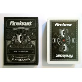 Firehost Limited Edition Cartes