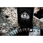 Black Ghost 1st Edition Lucite Case V1 Playing Cards