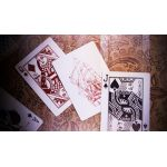 Nautical Red Cartes