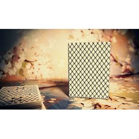 Nautical white Playing Cards