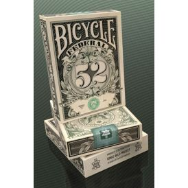 Bicycle Federal 52 Cartes