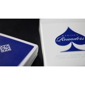 Madison Rounders Limited Blue PRESALE Playing Cards