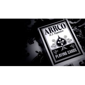 Arrco White Playing Cards