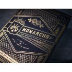 Monarch 4 Decks Set PRESALE Playing Cards