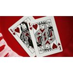 LTD White Limited Edition Playing Cards