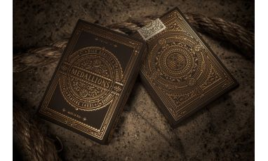 Medallions V1 Deck Playing Cards
