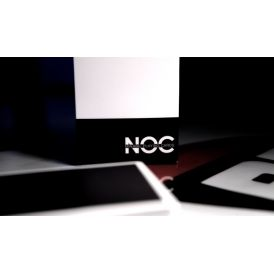 NOC Black V2 PRESALE Playing Cards