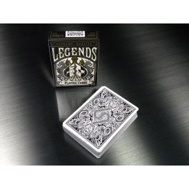 BLACK LEGENDS V2 Playing Cards