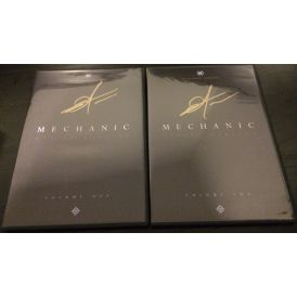 Mechanic 2 DVD set signed by Daniel Madison