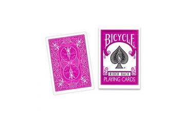 Bicycle Fuchsia Playing Cards Deck