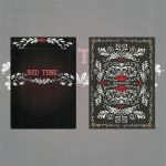 RedTune Red Tune Playing Cards