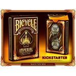 Bicycle Imperial Black Limited Cartes