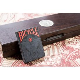 Bicycle Branded Reserve Note Black Edition Cartes