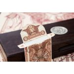 Bicycle Branded Reserve Note White Edition Playing Cards
