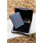 Bicycle Unbranded Reserve Note Black Playing Cards