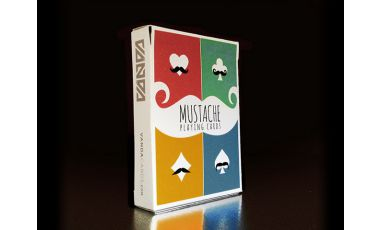 Mustache Cartes Deck Playing Cards