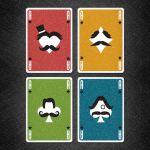 Mustache Cartes