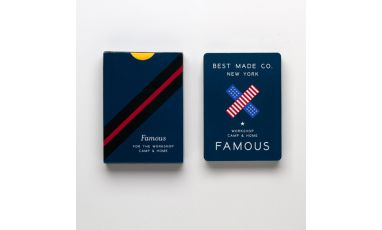 Best Made Famous New York Cartes Deck Playing Cards
