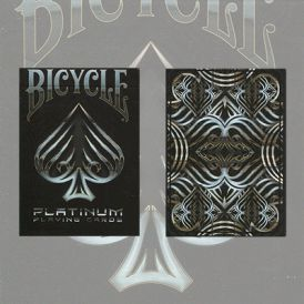 Bicycle Platinum Cartes