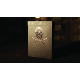 Special Edition Skull and Bones Playing Cards