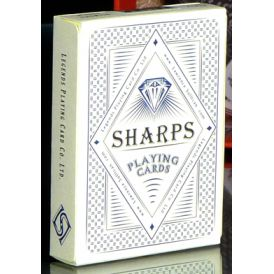 Sharps Blue Legends Playing Cards
