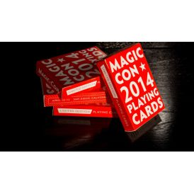 Magic-Con 2014 Playing Cards