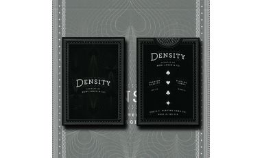 Density Deck Playing Cards