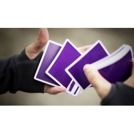 NOC V3 Purple Playing Cards PRESALE