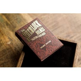 Sherlock Holmes - Holmes Edition Playing Cards