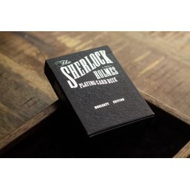 Sherlock Holmes V1 Moriarty Edition Playing Cards